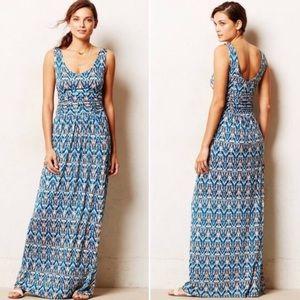Anthropologie Vanessa Virginia Tidal Maxi Dress